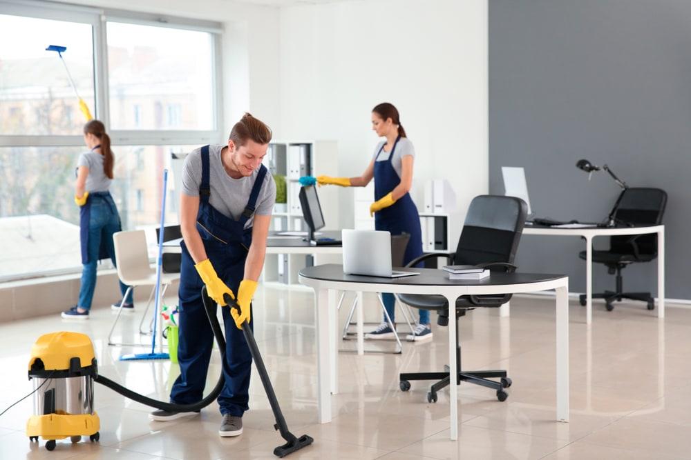 Limpieza de oficinas en San Sebastián de los Reyes