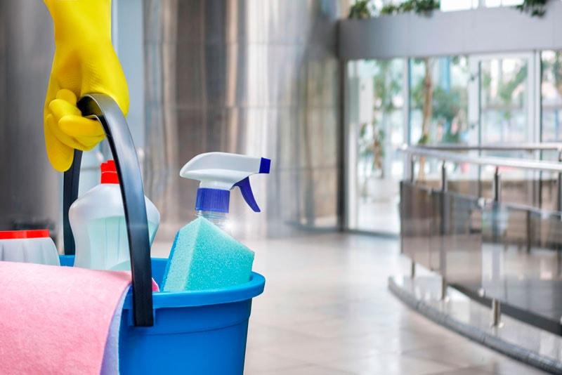 compañías de mantenimiento y limpieza