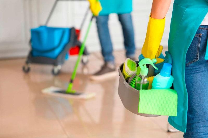 limpiar correctamente después de una fiesta