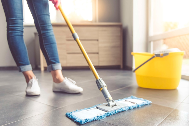 limpiar tras una reforma