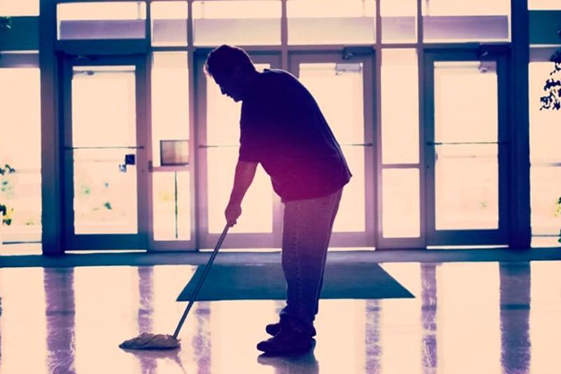 limpieza de comunidades de vecinos en Madrid