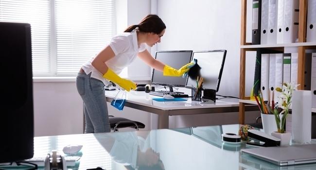 limpieza final de obra en Madrid
