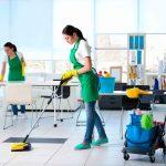 servicio de limpieza de oficinas